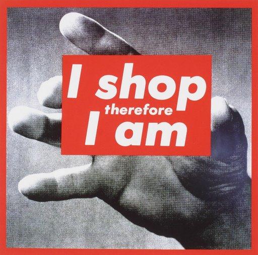 I shop