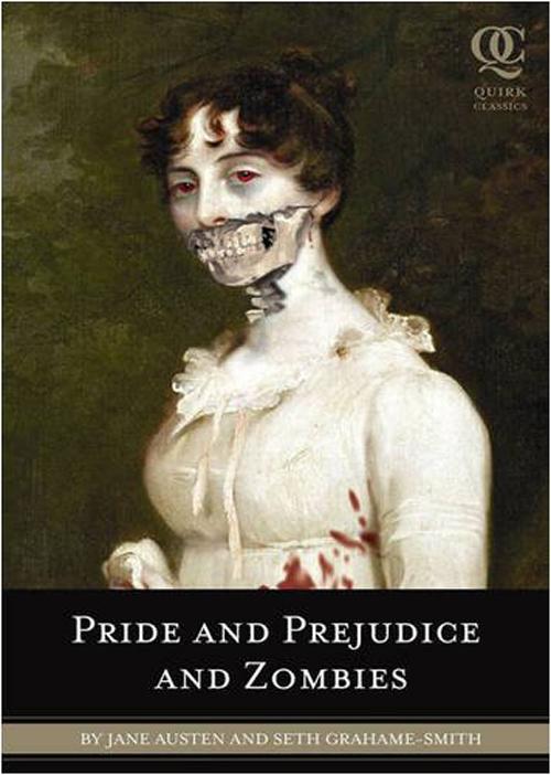 Jane Austen Zombie2
